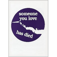 Someone You Love Has Died - Pastoral Leaflet